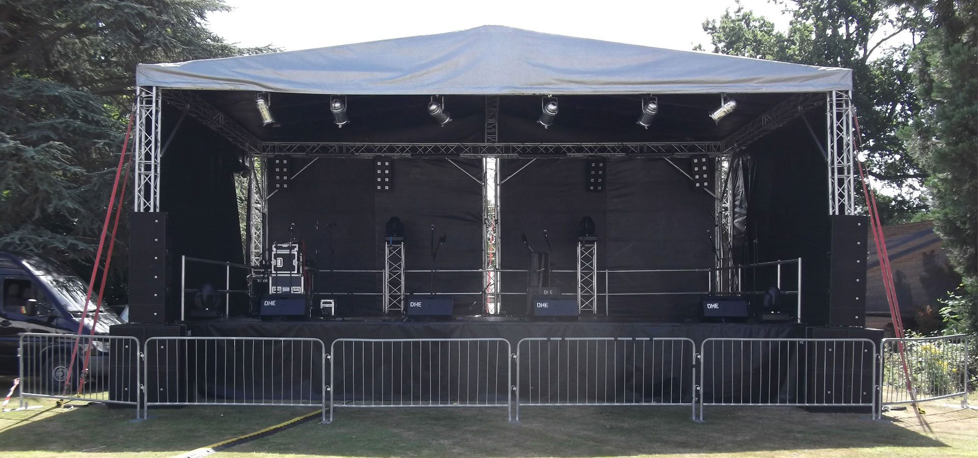 32ft x 20ft Stage